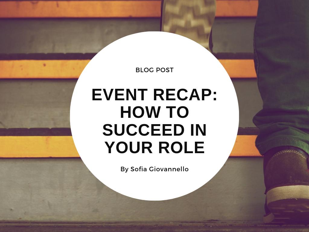 PR Club: Event Recap - PR Career