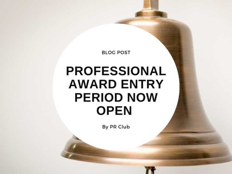 Bell Ringer Professional Awards | Now Open