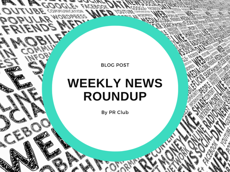 Weekly News Roundup - PR Club