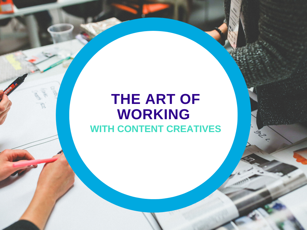 Program - The Art of Working with Content Creatives