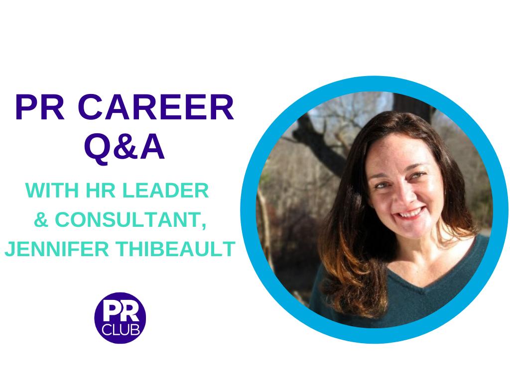 PR Career Q&A