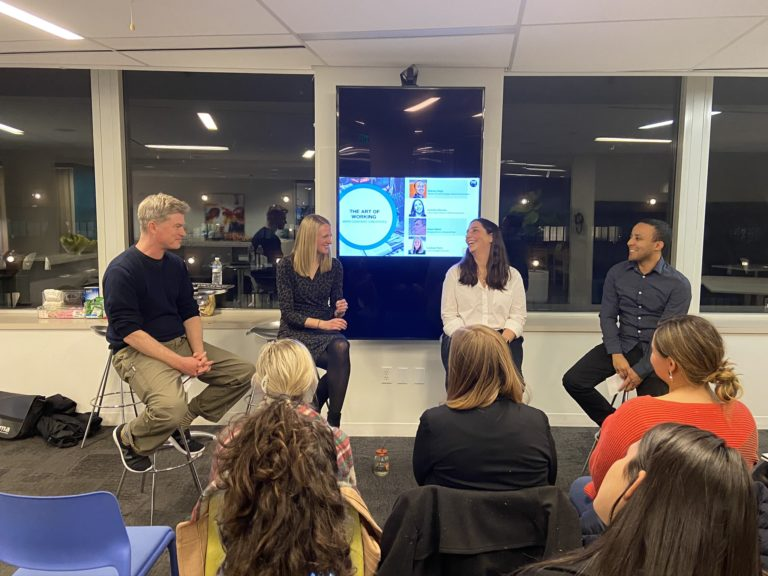 Panelists discuss the importance of content in PR