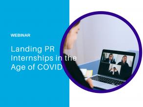 Landing PR Internship COVID - Program - Blog