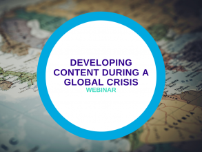 Program Developing Content During Global Crisis
